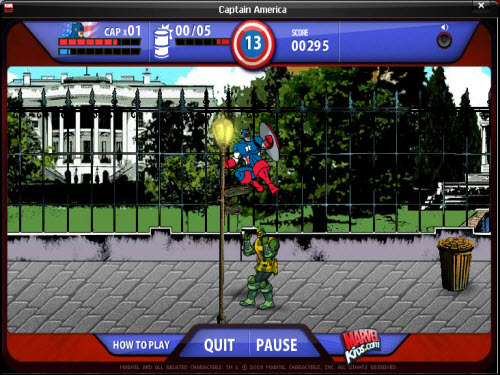 Game Marvel Action Pack RIP PC Download
